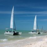 Spring Summer vacation family fun on Marco Island Florida