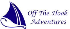Off The Hook Adventures Marco Island  Sailing Catamaran & Shelling Tours Logo
