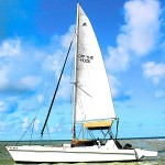 Marco Island Sailing Boat