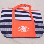 Marco beach boat tour souvenir cooler orange